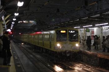 2011年2月14日、所沢、285F+1301Fの2679レ。