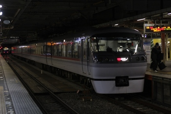 2011年2月22日、所沢、23レの10102F。