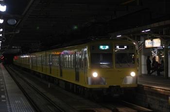 2011年2月24日、所沢、271F+1303Fの4303レ。