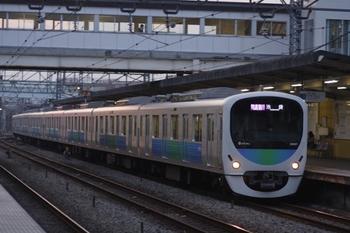 2011年2月27日、仏子、38107Fの1004レ。