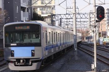 2011年3月5日、小川、20155Fの5474レ。