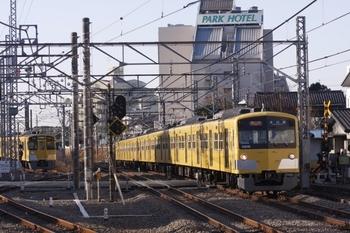 2011年3月5日、所沢、3009Fの2609レ。