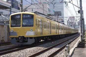 2011年3月9日、高田馬場~下落合、1301Fの5319レ。
