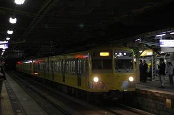 2011年3月9日、所沢、271F+1303Fの2261レ。