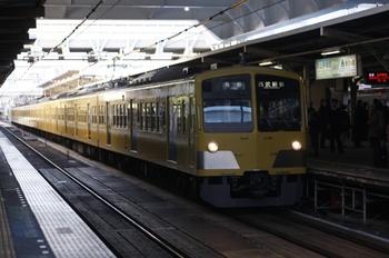 2011年3月10日、所沢、1311Fの5872レ。