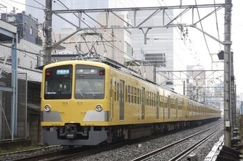 2011年4月19日、高田馬場~下落合、295F+1311Fの3305レ。