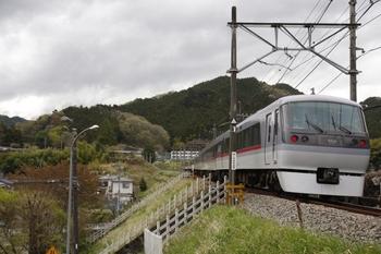 2011年4月23日、東吾野~吾野、10107Fの19レ。