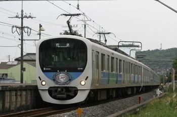 2011年5月5日 16時49分頃、元加治、32101F+38103Fの下り回送列車。 title=
