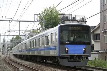 2011年5月3日、池袋~椎名町、20152Fの5437レ。