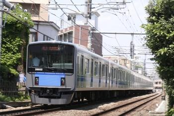 2011年5月8日、池袋~椎名町、20152Fの2107レ。