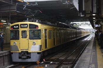 2011年5月11日、所沢、2451F+2057Fの5609レ。