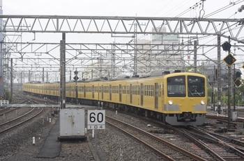 2011年5月12日、所沢、1301Fの5208レ。