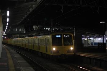 2011年5月18日、西所沢、287F+1309Fの3111レ。