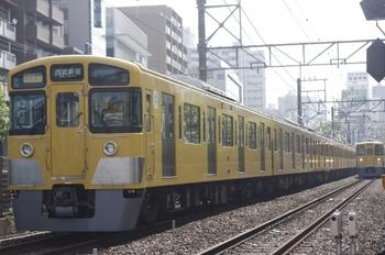 2011年5月20日、高田馬場~下落合、205F+2527Fの2754レ。