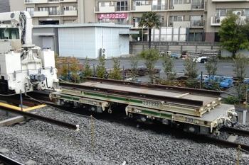 2011年4月16日、東長崎、平床車みたいなものです