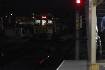 2011年6月10日 19時29分頃、所沢、2067Fの新宿線・下り回送列車。