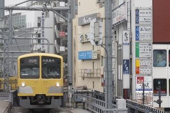 2011年6月19日、高田馬場、1311Fの5316レ。
