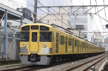 2011年6月19日、高田馬場~下落合、2095Fの4301レ。
