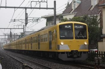 2011年6月17日、池袋~椎名町、5804レの1301F。