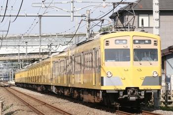 2011年6月24日 16時0分頃、入間市~仏子、271F+1303Fの各停 飯能ゆき。