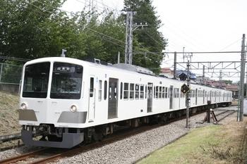 2011年6月24日 10時21分頃、新小金井~多磨、1259Fの白糸台ゆき。