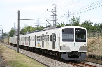 2011年6月24日 10時19分頃、新小金井~多磨、1249Fの武蔵境ゆき。