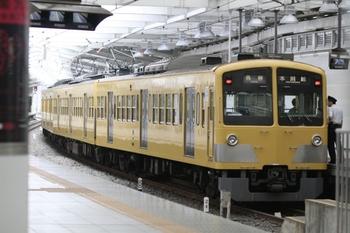 2011年6月25日、西武新宿、5625レの1311F。