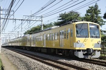 2011年7月10日 14時48分頃、所沢~西所沢、263F+1251Fの下り列車。