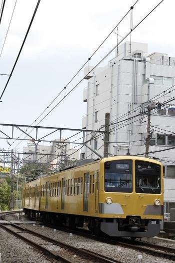 2011年7月12日、高田馬場~下落合、1311Fの5319レ。