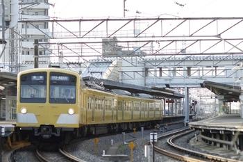 2011年7月12日、西所沢、1241Fの6103レ。