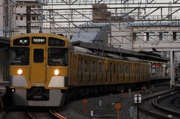 2011年7月12日、西所沢、2503Fの6183レ。