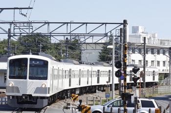 2011年7月16日、萩山、1245Fの6487レ。