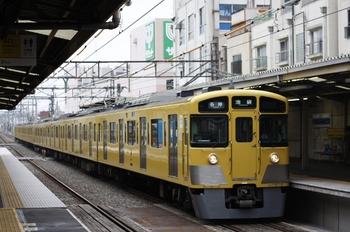 2011年7月31日、椎名町、2503F+2501Fの5466レ。