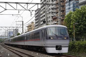 2011年8月1日、高田馬場~下落合、10105Fの116レ。