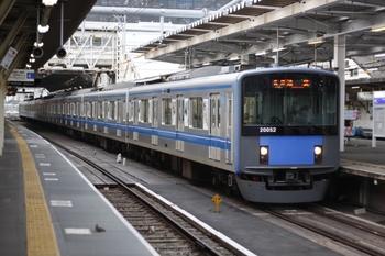 2011年8月2日、所沢、20152Fの5204レ。