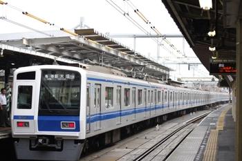 2011年8月2日、所沢、6156Fの6506レ。