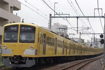 2011年8月3日、池袋~椎名町、1301Fの5622レ。