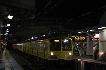 2011年8月3日、所沢、271F+1303Fの2261レ。