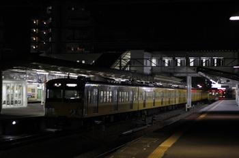 2011年8月18日、西所沢、発車を待つ6173レの1301F。