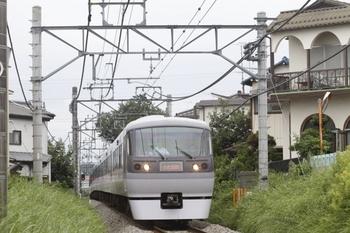 2011年8月20日 13時57分頃、西所沢~下山口、10112Fの上り「走る電車教室号」
