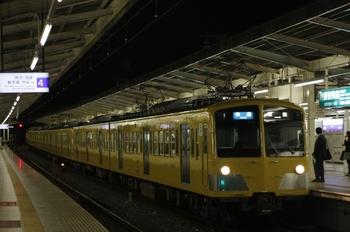 2011年8月22日、入間市、281F+1303Fの3111レ。