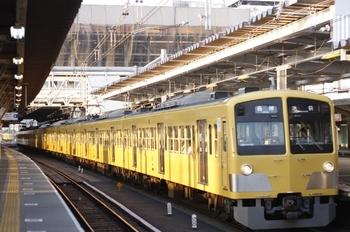2011年8月30日、所沢、1301Fの5206レ。