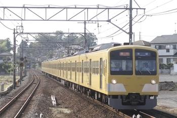 2011年9月10日、元加治、1301Fの2164レ。