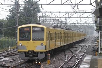 2011年8月27日、萩山、1311Fの2105レ。