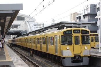 2011年9月5日、東長崎、9101Fの4203レ。