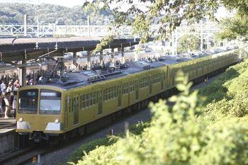 2011年9月18日、西武球場前、287F+1309Fの4369レ。