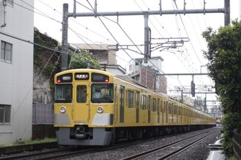 2011年9月21日、池袋~椎名町、2063F+2461Fの4801レ。