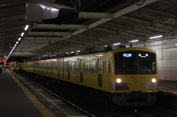 2011年9月22日、秋津、3001Fの3306レ。