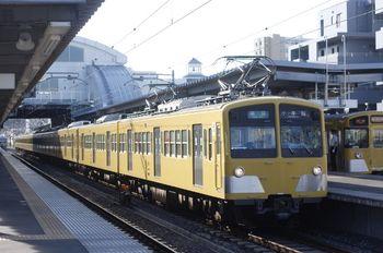 2011年9月22日、東長崎、287F+1301Fの4203レ。
