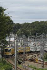 2011年10月1日 12時15分頃、新秋津~所沢、263F+1249Fの新秋津ゆき。